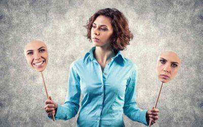 Slip negative tanker og følelser: 9 tips