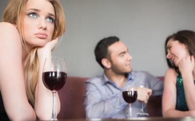 Parterapeutens tips: Sådan slipper du jalousi