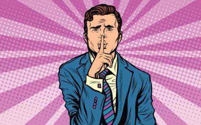 Derfor er din mand tavs (vigtig info til kvinder!)