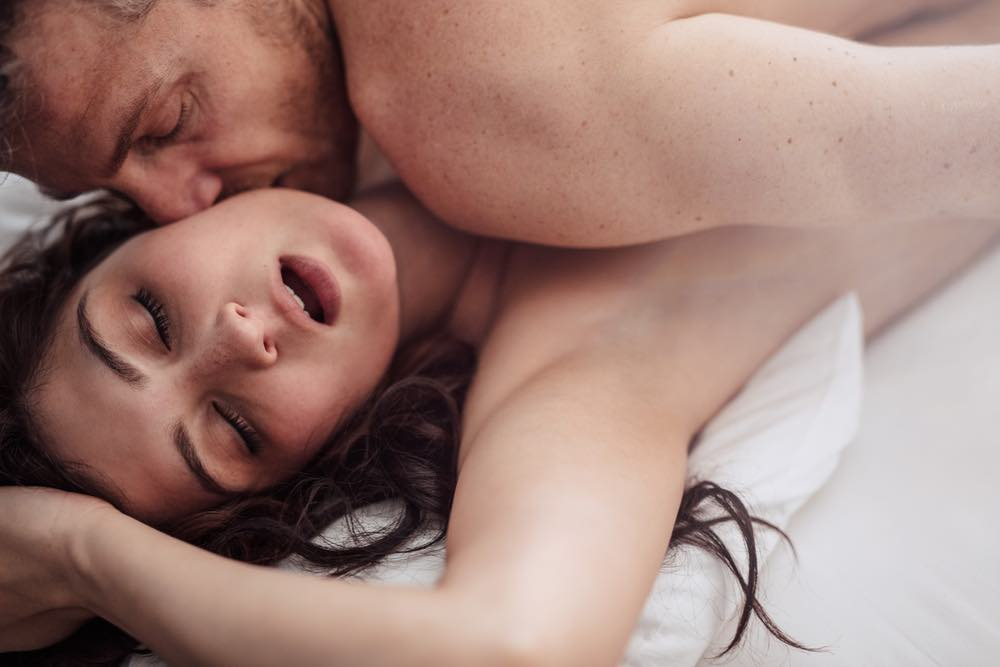 """Min mand kan kun komme, når vi snakker om sexfantasier eller ser porno!"""