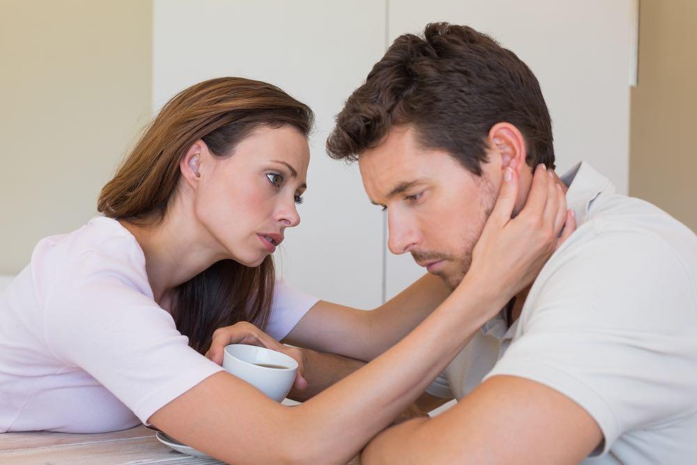 min kæreste har en depression